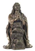 Jesus Praying in Garden of Gethsemane Statue Sculpture Figurine