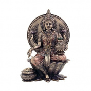 Seated Lakshmi - Hindu Goddess of Wealth, Prosperity, and Wisdom
