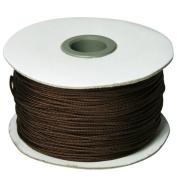 Roman Shade Lift Cord 1.4 Mm Cord 100 Yds - Colour Dark Brown