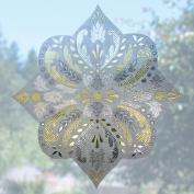 Artscape 01-0144 Medallion Window Accents