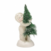 Snowbabies Department 56 Snowbabies Classics Tree Hugger Figurine