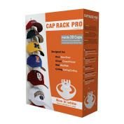 Cap Rack Pro Cap Organiser Holds 30 Caps