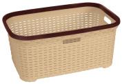 Rattan (Wicker Style) 1 Bushel Laundry Basket