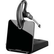 Plantronics CS530, Over-the-ear Wireless Headset, DECT 6.0 Wideband audio quality 6 hours of talk