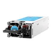 HP Genuine Spares 500W Flex Slot Platinum Hot-Plug Power Supply, G9, Replaces Option PN 720478-B21