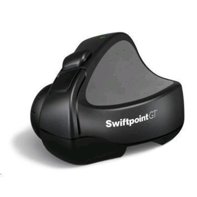 Swiftpoint GT Mouse - A portable powerhouse unleashing the power of touch in Windows 7, 8, 10, Mac,