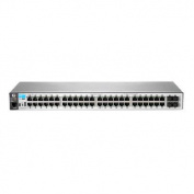 HP 2530-48G L2 Managed Ethernet Switch, 48 Port RJ-45 GbE, 4 Port SFP