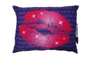 Camp Autograph Pillows Lips XOXO