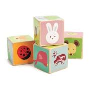 Le Toy Van : Petilou : Little Leaf Blocks