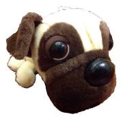 THE DOG Artlist Collection - 25cm Pug Super Soft Plush Dog Toy