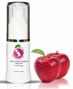 Best Anti Ageing Product, Anti Ageing Serum for the Face Using the Incredible Swiss Apple Stem Cells Therapy. The Most Effective Age Defying Skin Repair Product.