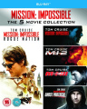 Mission Impossible 1-5 [Blu-ray]
