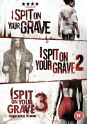 I Spit On Your Grave/I Spit On Your Grave 2/I Spit On Your Grave3 [Region 2]