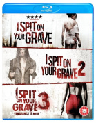I Spit On Your Grave/I Spit On Your Grave 2/I Spit On Your Grave3 [Region B] [Blu-ray]