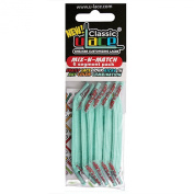 U-LACE LACE-Sea Foam Green, Blue, Elastic Laces laces to mix without Infinity - 38 Colours Available