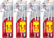 Colgate Slimsoft Ultra Compact Toothbrushes 21 g - Pack of 4