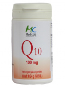 Coenzyme Q10 / 100mg 60 Caps. / Ds