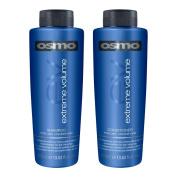 Osmo Extreme Volume Hair Shampoo & Conditioner 400ml Professional Home & Salon