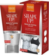 VLCC Natural Sciences Shape up Waist and Tummy Trim Gel 100g by VLCC