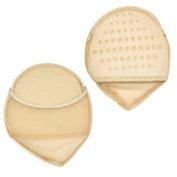 Gleader Fabric Gel Metatarsal Pads Ball of Foot Gel Pads Cushions
