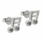 Male, Necklace, Zirconia, 925 Silver