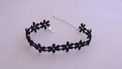 Dunns-jewels Hippie Chick Lace Cute Daisy Anklet