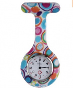 Nurse Fob Brooch  Watch
