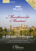 Monteverdi in Mantua [Region 2]