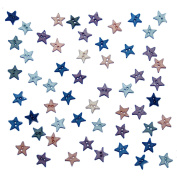 Dress It Up 2922 Micro Stars Romance Embellishment for Crafts, Mini