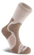 Bridgedale Men's Cool Fusion Trail Blaze Socks - Chino, Size 6-8.5
