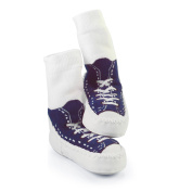 Mocc Ons Sneaker Slippers - 18-24 Months, Navy