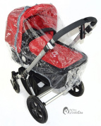 Universal Raincover To Fit Bugaboo Cameleon Pushchair