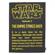 Star Wars Empire Strikes Back Tea Towel In A Tube
