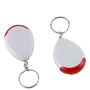 Pack of 2 Sonic Key Finder With Flashing Light