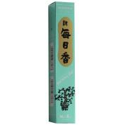 Gardenia Morning Star Quality Japanese Incense by Nippon Kodo - 50 Sticks + Holder