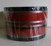 Red 28cm Sailing Drum Light/Lamp shade