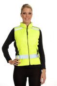 Equisafety Women's Quilted Fitted Gilet