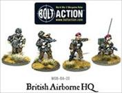 Bolt Action British Airborne HQ