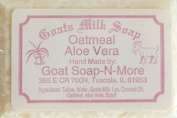 Goat's Milk Oatmeal/Aloe Bar Soap, Made From Pure Fresh Goat's Milk, Not Dehydrated 2944