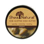 New - Shea Natural Whipped Shea Butter Original Fragrance Free - 210ml