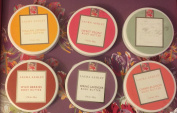 Laura Ashley 6 Blossoming Body Butter Collection