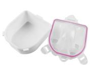 So Beauty Nail Art Hand Spa Soak Bowl Treatment Tool Manicure UV Gel Acrylic Tips