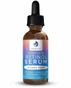 Foxbrim Complete Retinol Serum, Ultimate Repair Anti Ageing Serum, 30mL/1oz