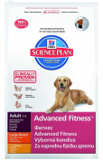 Hills Pet Nutrition Science Plan Canine Adult Advanced Fitness Dry Dog Food Large Breed Chicken 12kg