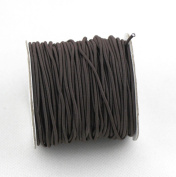 PASSION juneTree leather notebook accessories black and brown 2mm 1.5mm ELASTIC ROPE elastic string 5 metre YT08