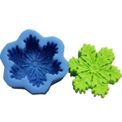 Snowflake Star 0840 Craft Art Silicone Soap mould Craft Moulds DIY Handmade soap moulds