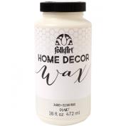 FOLKART Home Decor Wax, 470ml, Clear