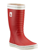 Musto Classic Deck Boot in RED FS0710/720.