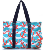 anchor wave utility tote