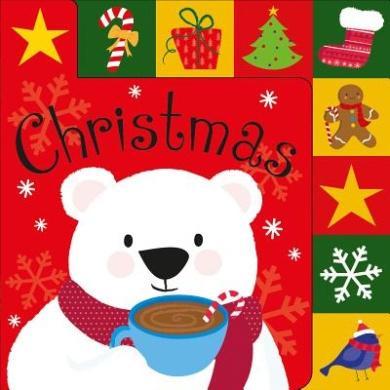 Christmas (Lift-The-Flap Tab Books) [Board book]